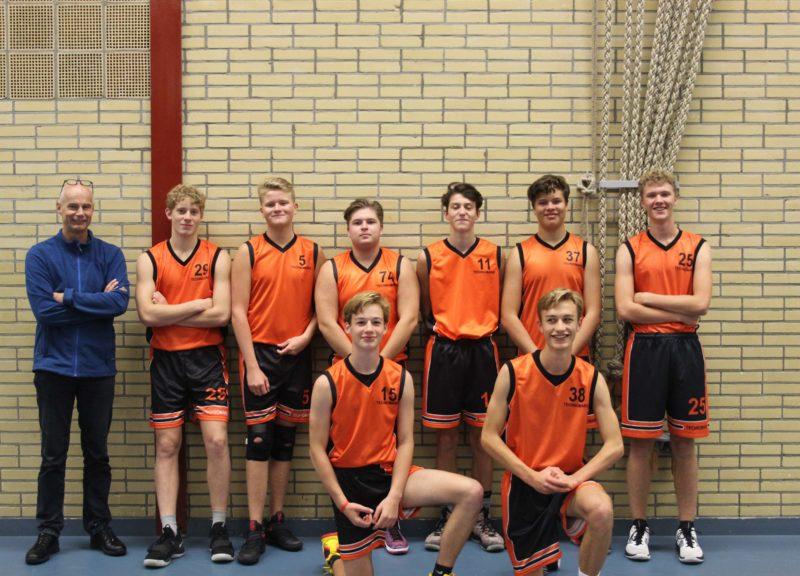 U18 teampagina