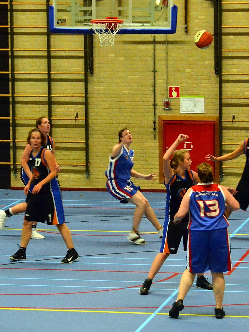Dames recreanten teampagina